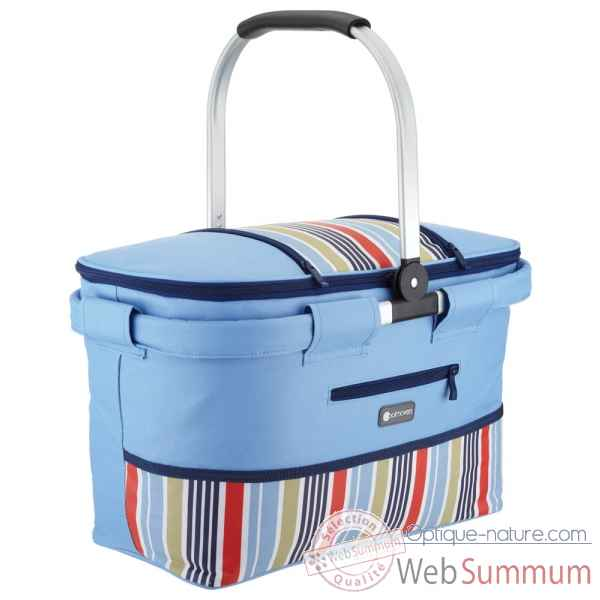 Sac isotherme pliant coolmovers marina (21 litres) -CMMACOOLBASK