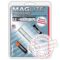 Mag led solitaire argent blister -K3A106U