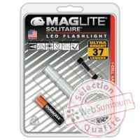Mag led solitaire led argent blister -SJ3A106U