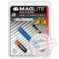 Mag led solitaire led bleu blister -SJ3A116U