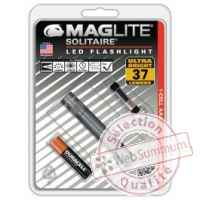 Mag led solitaire led gris blister -SJ3A096U