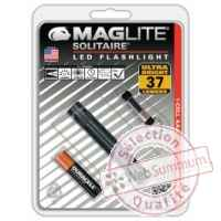Mag led solitaire led noir blister -SJ3A016U