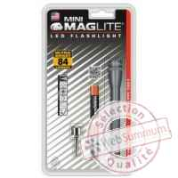 Mag led super mini r3 led gris blister -SP32096U