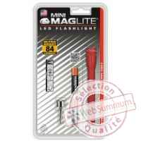 Mag led super mini r3 led rouge blister -SP32036U