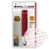 Mag led xl200 rouge blister -XL2-036U