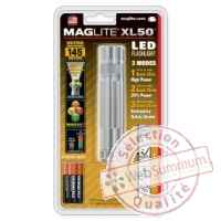 Mag led xl50 argent blister -XLS3106U