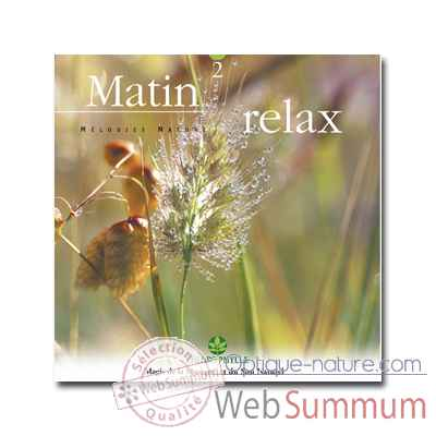 CD - Matin relax - Chlorophylle