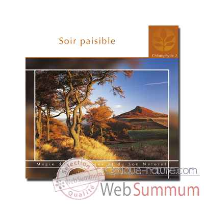 CD - Soir paisible - Chlorophylle 2