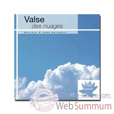 CD - Valse des nuages - Respire