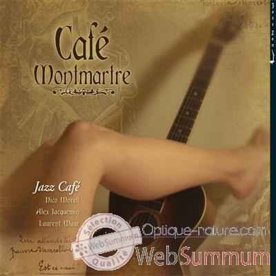 CD musique Terrahumana Cafe Montmartre Jazz cafe -1169