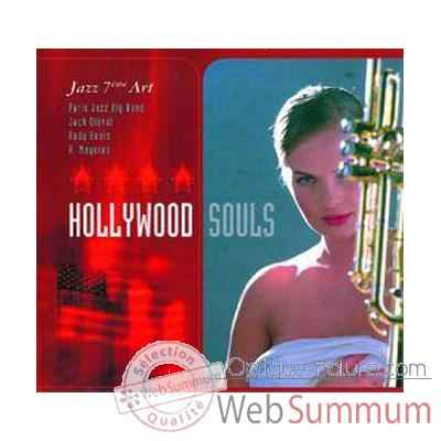 CD musique Terrahumana Hollywood Souls Jazz 7 ème Art -1159