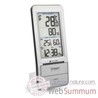 Thermo hygrometre 3 canaux USB OREGON -RMS 300